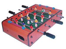 Desktop Mini Foosball Table Tabletop Soccer 13.5 x 8.5 Inch Family Sports Game