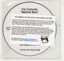 (HN688) Fei Comodo, Behind Bars - 2009 DJ CD