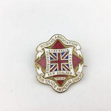 More details for vintage fair trafe imperial union womens association enamel badge