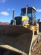 2012 John Deere 410K backhoe