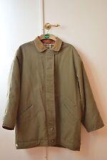 M&S Olive Green Jacket (Size 12)