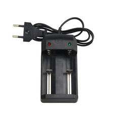 Chargeur EU Fil Charger Accus Batterie Pile 18650 26650 LI-ION AC100-240V Voyage