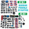 45 in 1 / 37 in 1 Sensor Module Starter Kit Für Arduino Raspberry Pi Education
