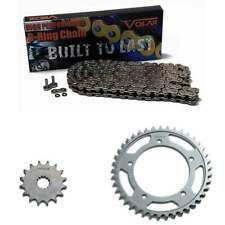 2001-2005 Suzuki GSXR 600 O-Ring Chain and Sprocket Kit - Nickel