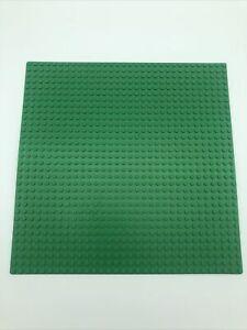 Lego 32x32 Green Baseplate Pattern 3811
