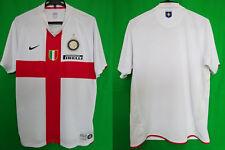 2007-2008 Inter Milan Internazionale Centenary Jersey Shirt Maglia Pirelli L