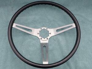 OEM GM 3 Spoke Sport Steering Wheel 69-up Camaro Chevelle Corvette Buick Olds NR