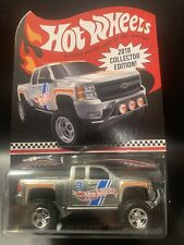 Hot Wheels CHEVY SILVERADO OFF ROAD ZAMAC Exclusive 2019 Collector Mail in