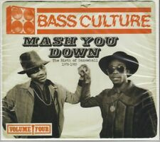 Bass Culture: Mash You Down by Various (2CD's, 2012, Demon Music) OOP NEW