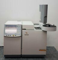 Bruker Varian 450-GC Gas Chromatograph w/ CP8400 Autosampler S/SL inlet