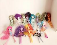 LOT OF 13 MONSTER HIGH Dolls- 11 & 9 inches