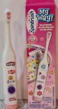 24 x Electric Toothbrush Kids Childs Girls Arm & Hammer Bulk Buy Reseller Trader