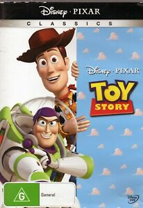 TOY STORY. Tom Hanks. R4 DVD