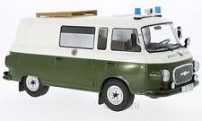 MDG MDG18097 - Barkas B 1000 bus Police - 1970  1/18