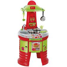 Cucina Giocattolo 107H cm Lagostina Con Accessori e Batteria Pentole In Metallo