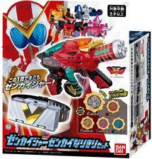Kikai Sentai Zenkaiger DX Geartlinger Morpher Zenkai Buckle Set Bandai