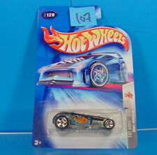 #107 HOT WHEELS 2004 #120 1932 FORD TAT RODS DEUCE ROADSTER #3/5 NEW ON CARD