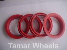 VW NEW BEETLE HUBCENTRIC SPIGOT RINGS  73.1 TO 57.1
