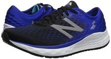 New Balance Mens M1080BK9 Canvas Low Top Lace Up, Uv Blue/Black, Size 11.0 r3cN