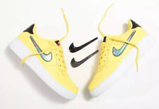 Nike Air Force 1 LV8 3 (GS) Youth AR7446-700 Yellow UK 4 EU 36.5 US 4.5Y New
