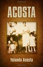 Acosta - New Book Yolanda Acosta
