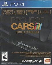 Project Cars: Complete Edition - Sony PlayStation 4