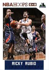2015-16 Panini NBA Hoops #68 Ricky Rubio Minnesota Timberwolves NM Single