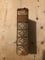 The Poetical Works of Edmund Spenser- Faerie Queen - Leather Binding By Rivière