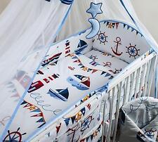 piezas cuna beb juego ropa de cama con caras protector de cuna para x