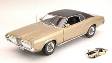 Mercury Cougar Xr 7 1970 Gold 1:18 Model 2521G WELLY