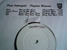 Paul Oakenfold Perfecto Remixes ~ Olive You Not Alone / U2 Better Than Real Rare