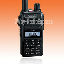 YAESU FT-25E VHF Handheld Tranceiver 5 Watts UNLOCKED TX 136-174 MHz! FT-25R