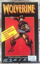 Wolverine - Marvel X-Men / Horizon Original Vinyl Model Kit (Unopened Box) 1990
