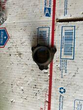 honda cr125  exhaust flange  pipe header  1999