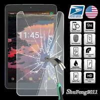 """Tablet Tempered Glass Screen Protector Cover For Alcatel A30 8.0"""""""