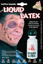 Latex Liquide 28 ml Maquillage Gore Horreur Halloween Déguisement Monstre