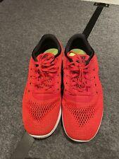 Nike Free Rn Men's 10.5 University Red, Minimal Wear, MSRP $100 Running Shoes