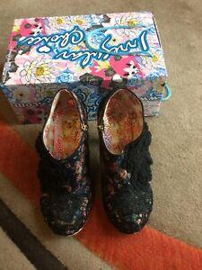 Irregular Choice Shoes Size 41