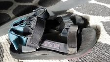 Merrell size 7 strap black hiking walking sandals