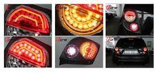 For Chevrolet Sonic Hatchback 2012-2016 Rear Light LED Tail Lights Lamp pair