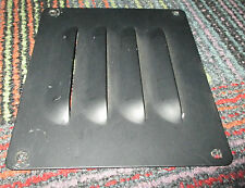 """ARCADE COIN-OP CABINET COOLING GRILLE, UPRIGHT / SIT-DOWN 6.25""""L X 5.50""""W,GUC #2"""