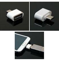 ADATTATORE OTG USB F a Micro USB M Tablet Cellulari Smartphone Android cavo pc *