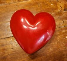 Heart Shaped Trinket Box, Perfect Container for a Valentine Gift