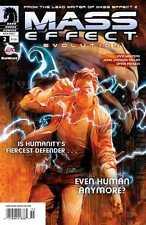 Mass Effect: Evolution #2, EA Bioware, 1st Print, NM 9.4, Hard-To-Find