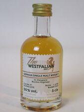The Westfalian 2012 Single Malt Ex-Glengoyne Bourbon Hogshead Cask 17 5cl MINI