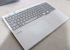 Genuine Sony Palmrest Subassy Plam Keyboard A1882338A