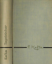 Franz Kafka, Tagebücher 1910 - 1923, Leinen geb. Ausg. Moderner Buch-Club 1962