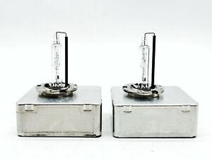 2x OEM Philips Xenon D5S Bulbs HID Head Light Lamp with Igniter / Ballast
