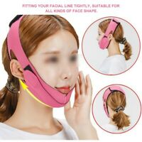 Women Wrinkle V-shaped Face Facial Chin Cheek Lift Up Slimming Mask Anti Wrinkle