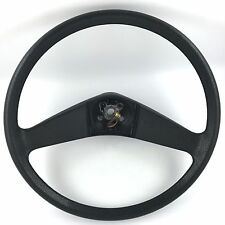 "VW ""small spline"" 2 spoke steering wheel. Genuine OEM. Golf Polo MK1 Derby etc"